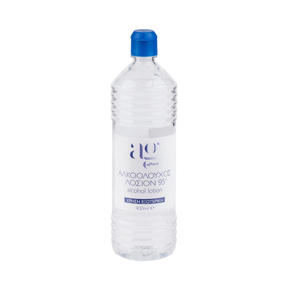 Αλκοολούχος Λοσιόν 95° 400ml